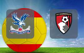 Crystal Palace - AFC Bournemouth