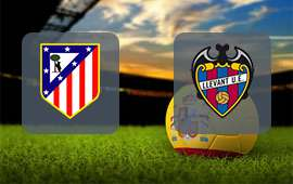 Atletico Madrid - Levante