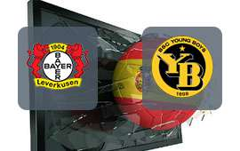 Bayer Leverkusen - Young Boys