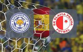Leicester City - Slavia Prague